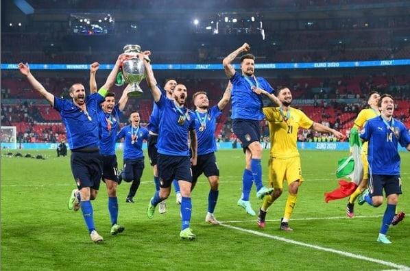 Qualificazioni mondiali 2022 Italia Bulgaria