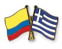 Colombia Grecia
