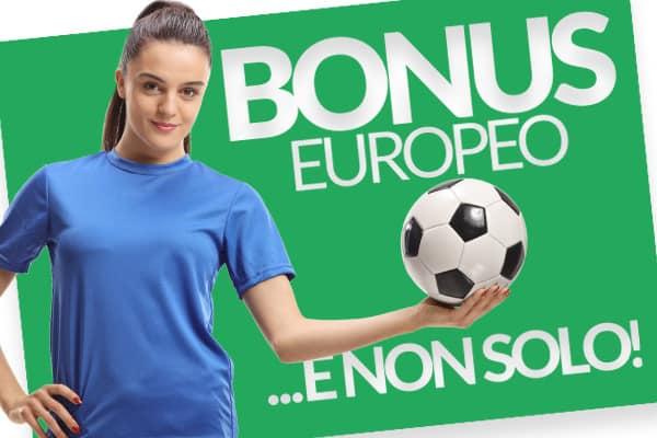 Eurobet promo Europei