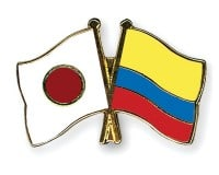 Giappone Colombia