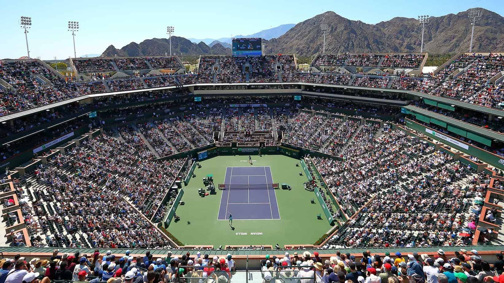 indian wells 2021 quote streaming diretta tv