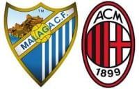 Malaga-Milan: rossoneri in cerca del riscatto