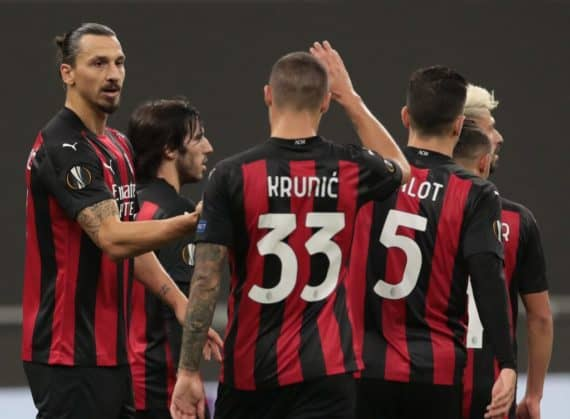 Sorteggio Milan Europa League