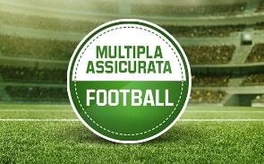 Multipla assicurata football
