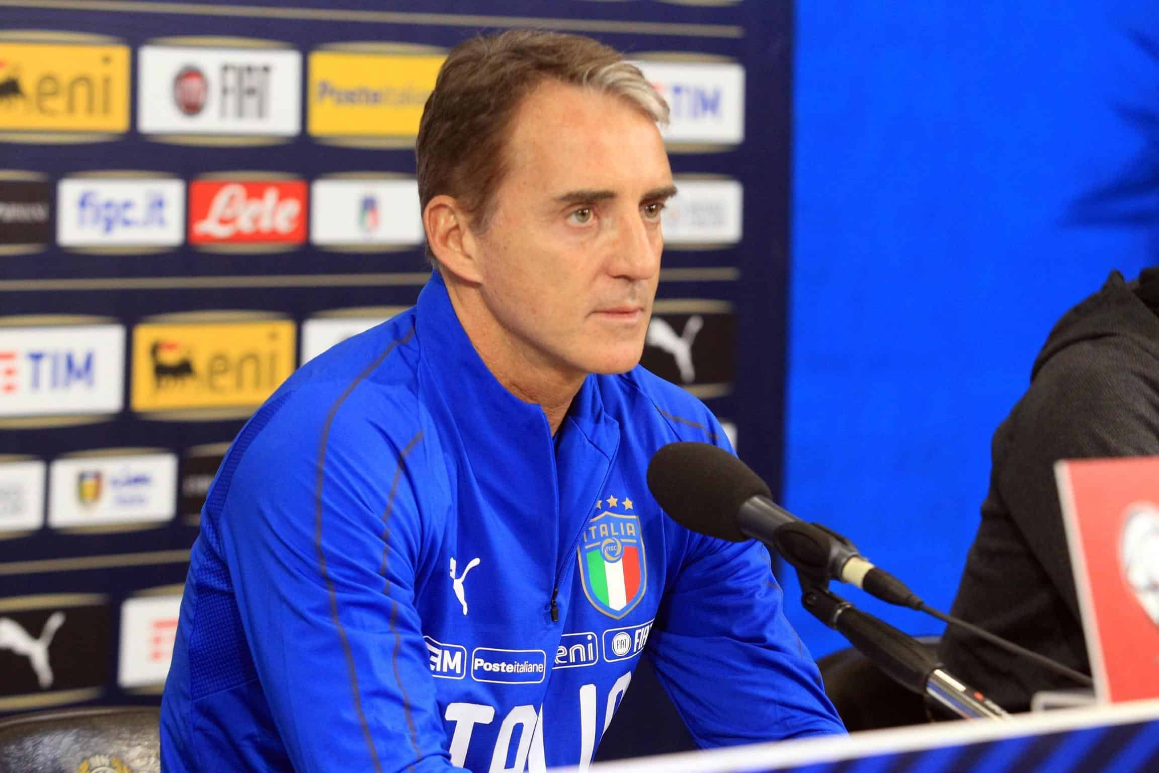 qualificazioni mondiali 2022 Mancini