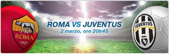 Roma Juventus: pronostici e quote su Bet-at-home