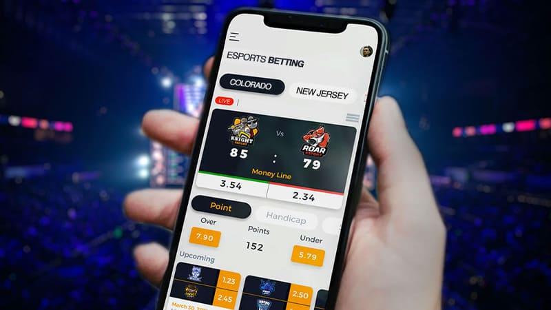 scommesse esports betting