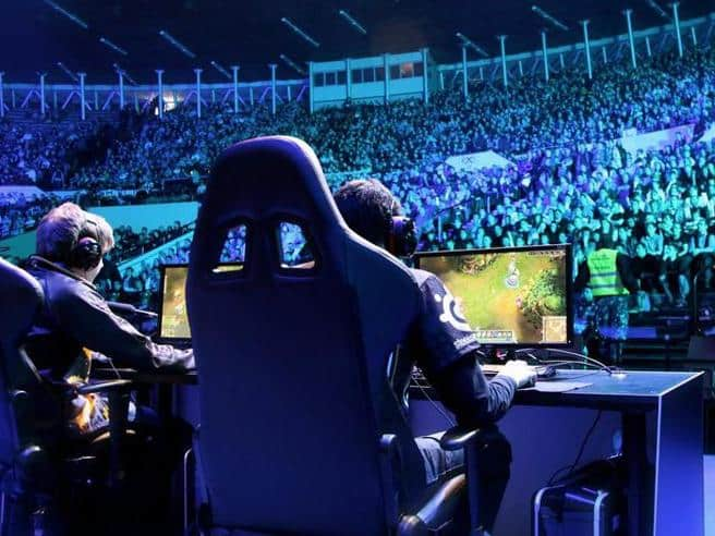 scommesse esports game live
