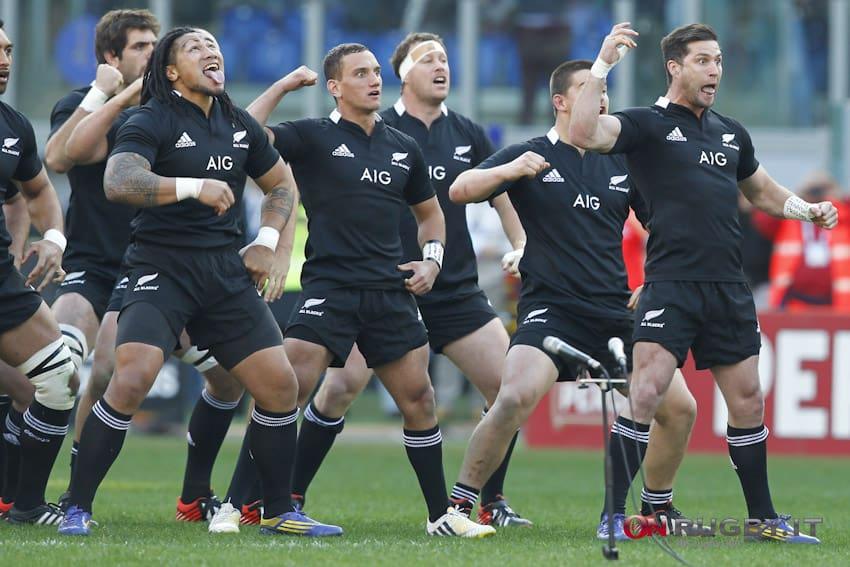 scommesse rugby haka nuova zelanda